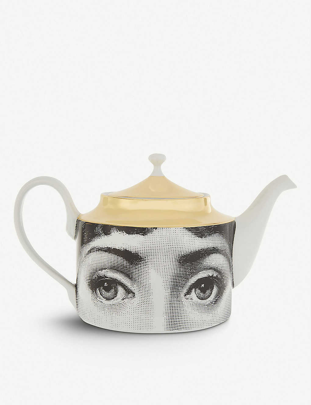 FORNASETTI: Themes and Variations porcelain teapot