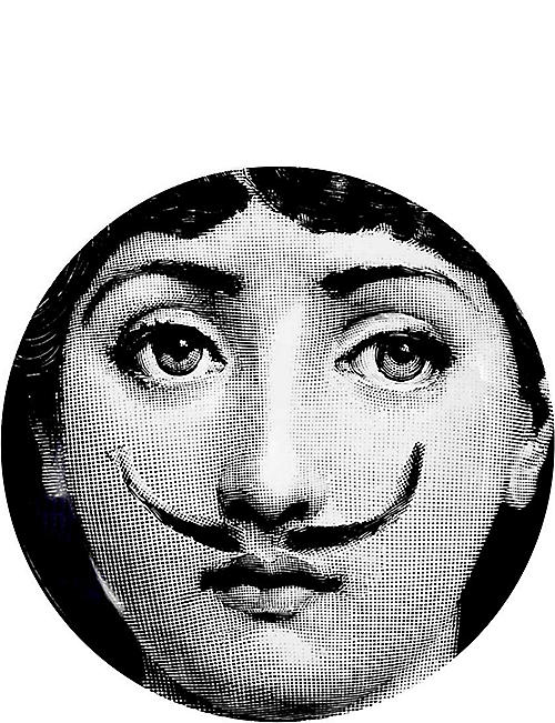FORNASETTI: T&V wall plate 21