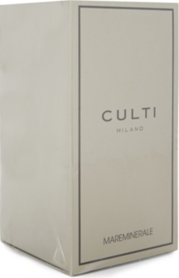 CULTI Mareminerale reed diffuser 250ml