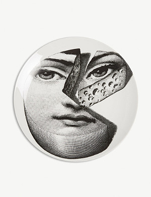 FORNASETTI Wall plate 106
