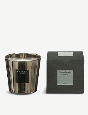 BAOBAB Platinum Max One scented candle 200g