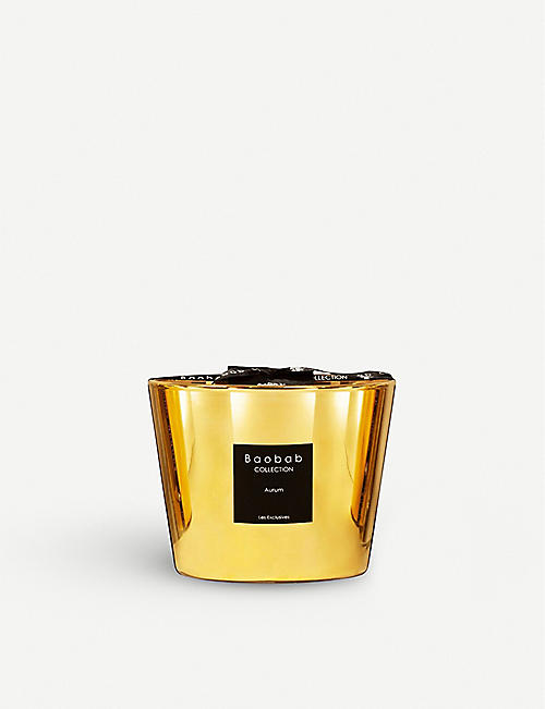 BAOBAB: Les Exclusives Aurum scented candle 500g
