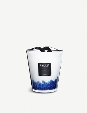 BAOBAB Feathers Touareg scented candle 1kg
