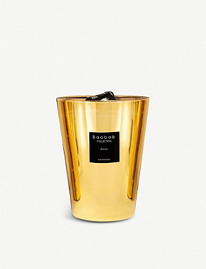 BAOBAB Les Exclusives Aurum scented candle 3kg