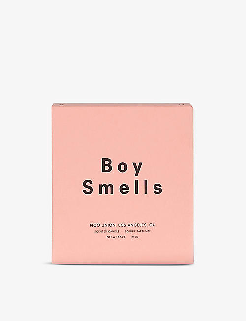 BOY SMELLS Cinderose scented candle 240g