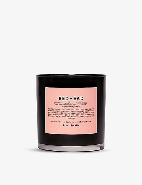 BOY SMELLS: Redhead scented candle 240g