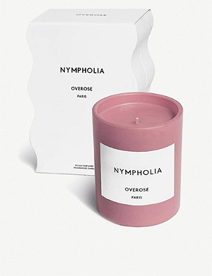 OVEROSE Nympholia candle 200g