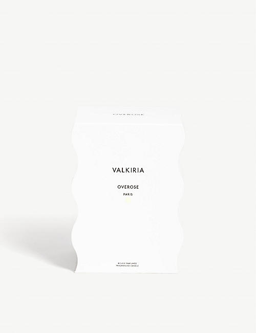 OVEROSE Valkiria holographic candle 220g
