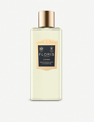 FLORIS Cefiro Bath & Shower Gel 250ml
