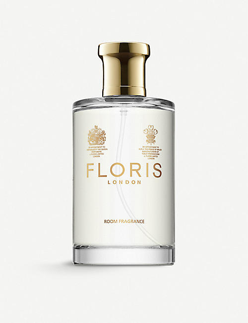 FLORIS: Sandalwood & patchouli room fragrance 100ml