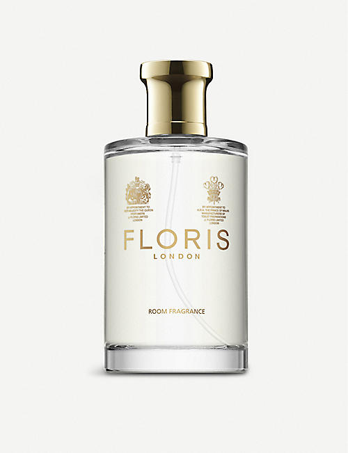 FLORIS: Hyacinth & bluebell room fragrance 100ml