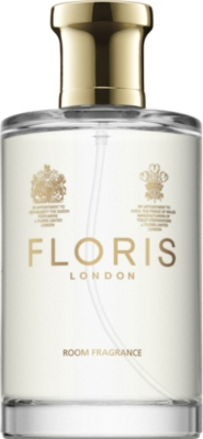FLORIS Cinnamon & tangerine room fragrance 100ml