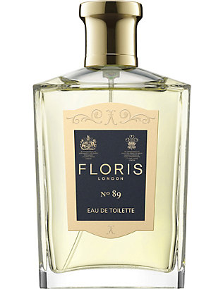FLORIS: No.89 eau de toilette 100ml