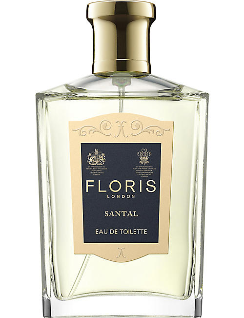 FLORIS Santal eau de toilette 100ml