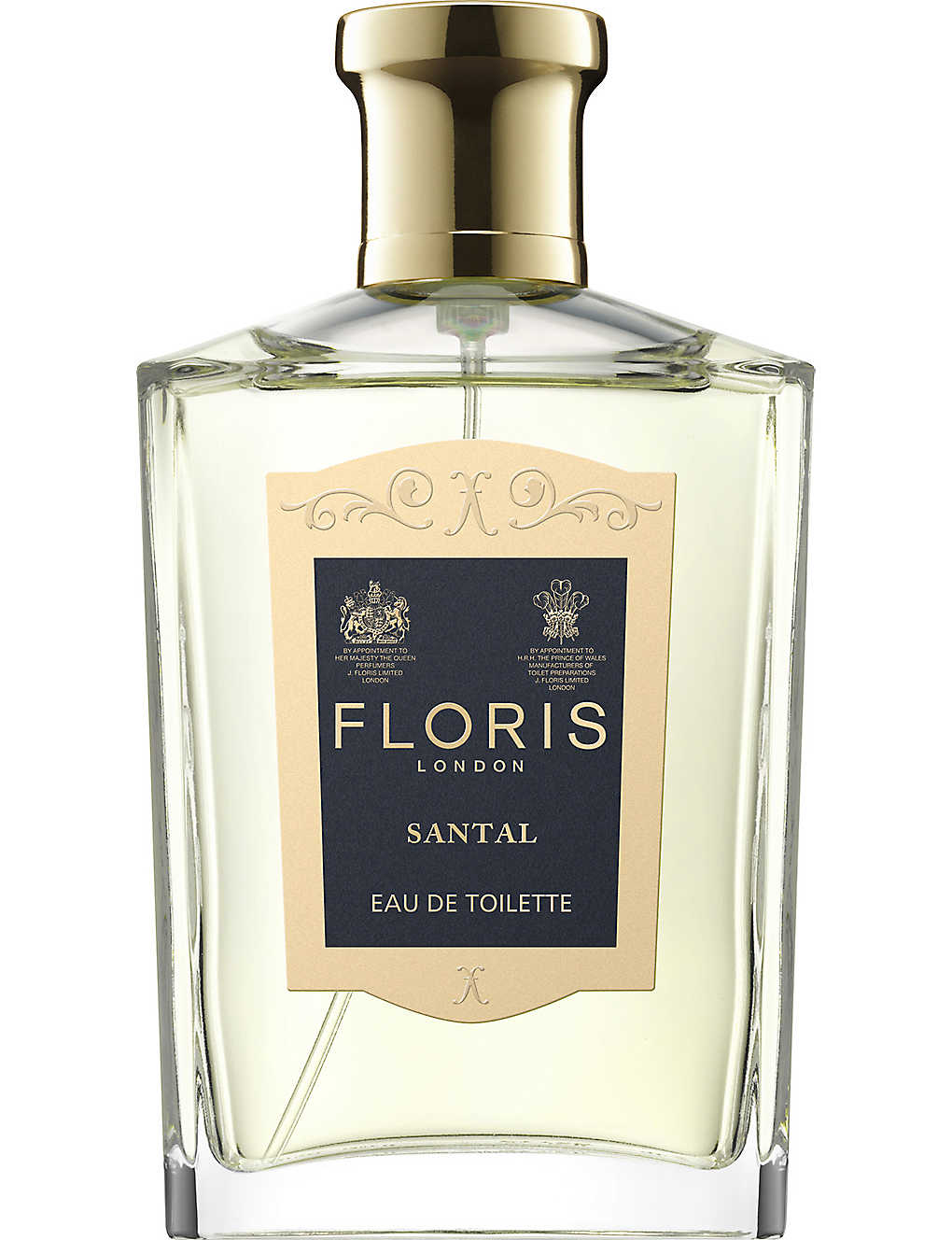 FLORIS: Santal eau de toilette 100ml
