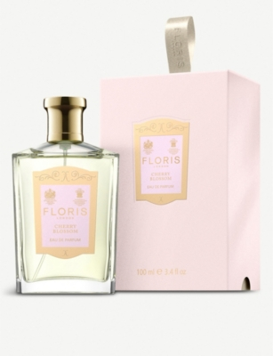 FLORIS Cherry blossom eau de parfum 100ml