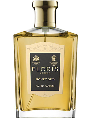 FLORIS: Honey oud eau de parfum 100ml