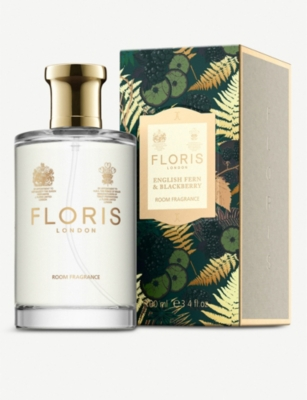 FLORIS Englsh fern and blackberry room spray 100ml