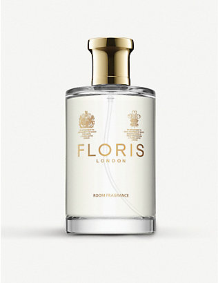 FLORIS: Peony & rose room fragrance 100ml