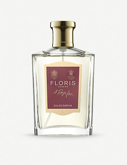 FLORIS: A Rose For... eau de parfum 100ml