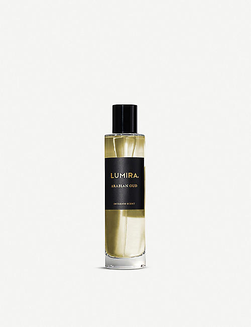 LUMIRA: Arabian Oud room spray 100ml