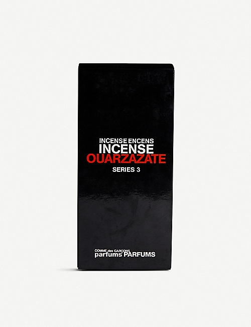 COMME DES GARCONS: Series 3: Incense Ouarzazate incense sticks pack of 40