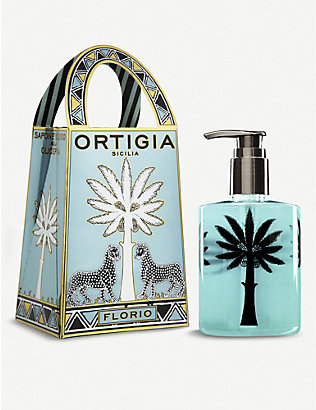 ORTIGIA SICILIA: Florio liquid soap 300ml