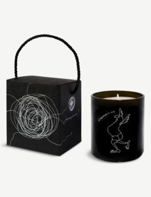 MAISON BERETO Alicudi medium scented candle 250g