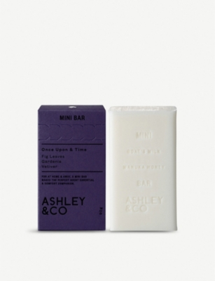ASHLEY & CO Mini Bar Once upon & Time 90g soap