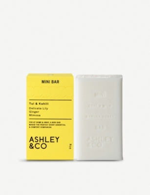 ASHLEY & CO Mini Bar Tui & Kahili soap 90g