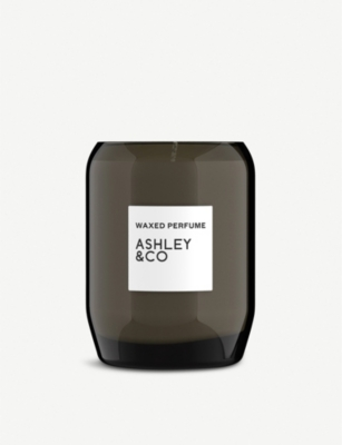 ASHLEY & CO Waxed Perfume Bubbles & Polkadots scented candle 310g