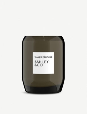 ASHLEY & CO Waxed Perfume Parakeets & Pearls scented candle 310g