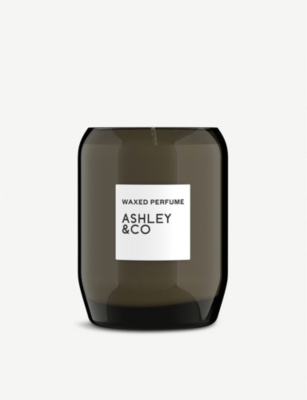 ASHLEY & CO Waxed Perfume Tui & Kahili scented candle 310g