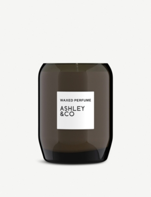 ASHLEY & CO Waxed Perfume Vine & Paisley scented candle 310g