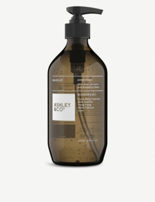 ASHLEY & CO WashUp Blossom & Gilt hand wash 500ml