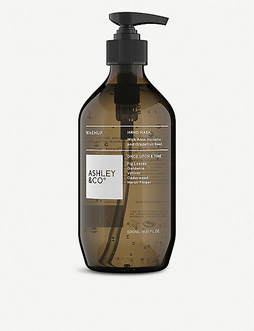ASHLEY & CO WashUp Once Upon & Time hand wash 500ml