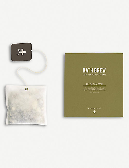 ADDITION STUDIO Green Tea Bath Brew