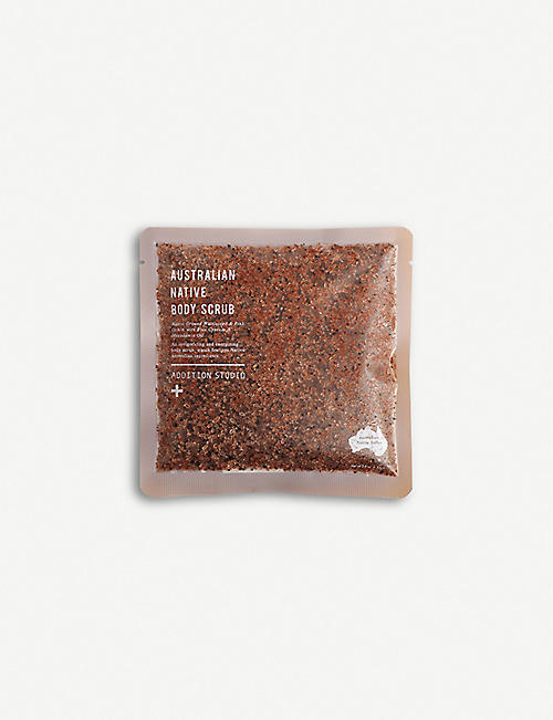 ADDITION STUDIO Australian Native Body Scrub