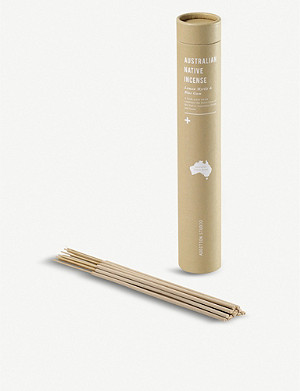 ADDITION STUDIO Australian Native Incense - Lemon Myrtle and Blue Gum