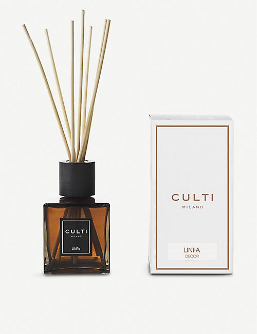 CULTI: Decor Linfa scent reed diffuser 250ml