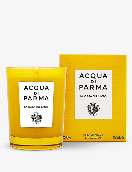 ACQUA DI PARMA La casa sul lago candle 200gr:no colour: