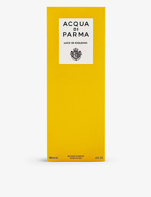 ACQUA DI PARMA Luce di Colonia room diffuser 180ml