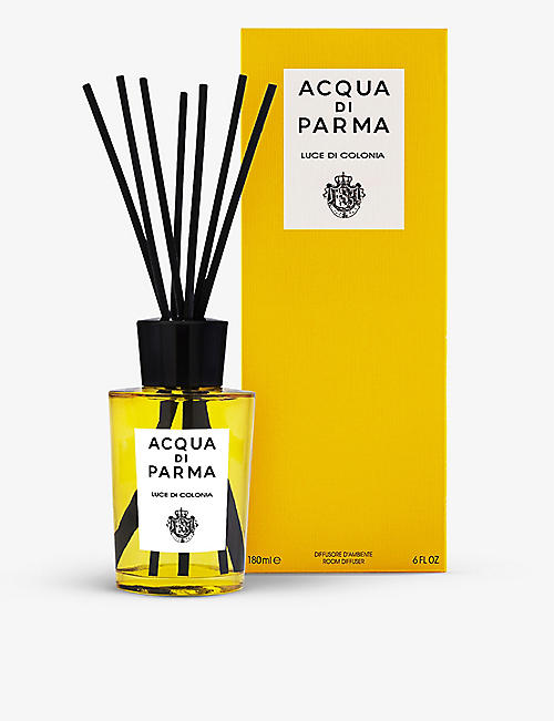ACQUA DI PARMA: Luce di Colonia room diffuser 180ml