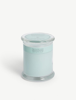 ARCHIPELAGO Charleston glass jar candle 244g
