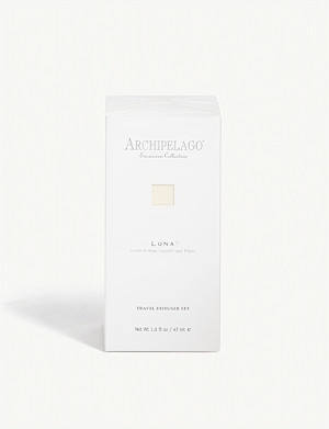 ARCHIPELAGO Luna travel diffuser 47ml