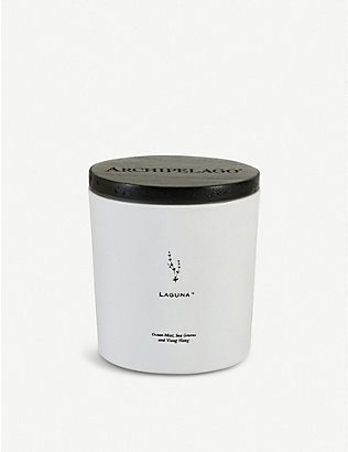 ARCHIPELAGO: Laguna Luxe scented candle 368g