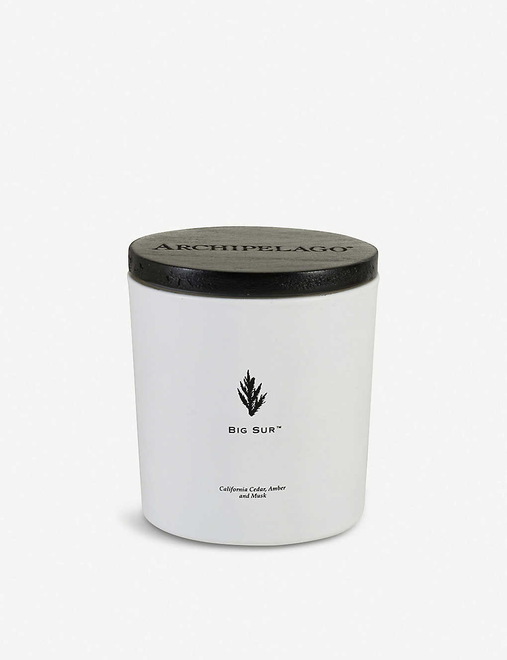 ARCHIPELAGO: Big Sur Luxe scented candle 368g