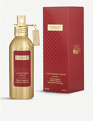 THE MERCHANT OF VENICE: The Merchant of Venice cachemire wood room spray 100ml