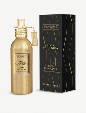 THE MERCHANT OF VENICE Rosa Moceniga room spray 100ml