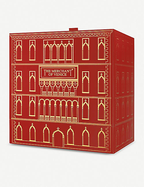 THE MERCHANT OF VENICE Red Potion eau de parfum and hair mist gift set